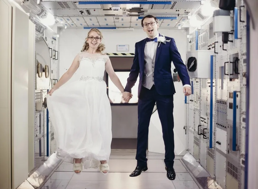 Space centres provide out of this world wedding experiences. So much so they've made our Top 10 Unique UK Wedding Venues shortlist.